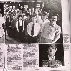"""Do These People Look Like Millionaires?"" Article from 1982"