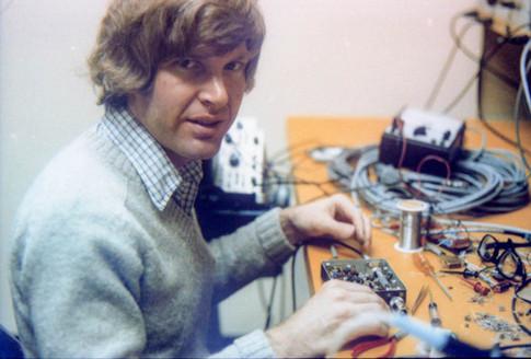 Ron Crane circa 1980