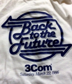 Back to the Future Tee circa 1986