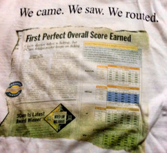 NetBuilder II Perfect Score Tee from1993