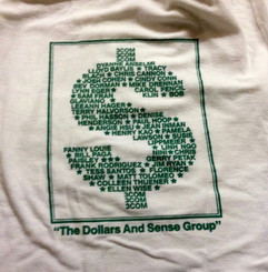Early Finance Team Tee
