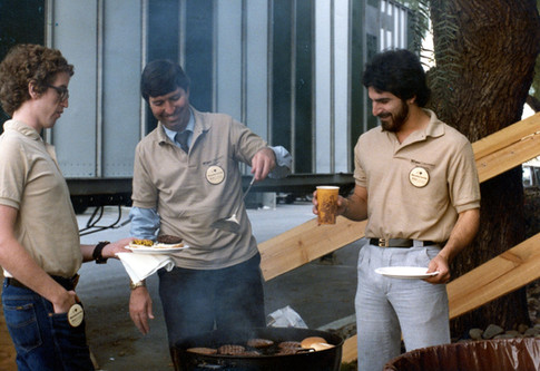 Flipping Burgers in 1984