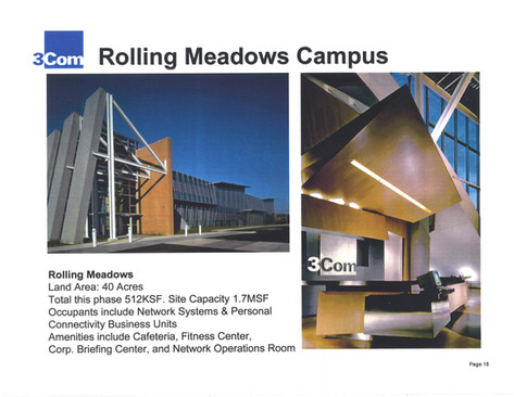3Com Rolling Meadows Campus