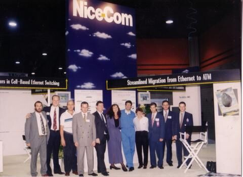NiceCom at InterOp'94, Prior to 3Com's Acquisition