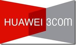 Huawei 3Com Joint Venture Logo