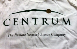Centrum Remote Access Tee in 1994