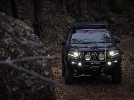 Toyota Canbus LED Lights - Aftermarket Driving Lights