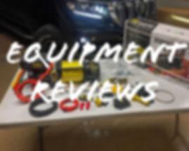 Equipment reviews.jpg