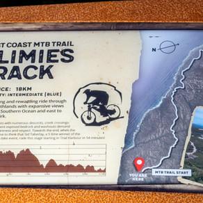Guide to Climies 4x4 Track - Tasmania