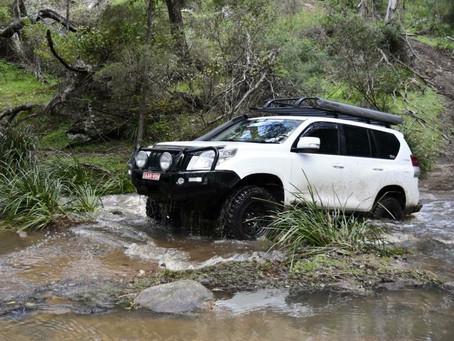 Bylong Creek 4x4 Park, Bylong, NSW