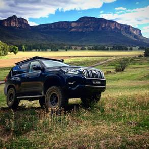 Coorangooba Campsite, Newnes, NSW