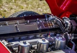 Piece of History - V12 Jaguar Engine