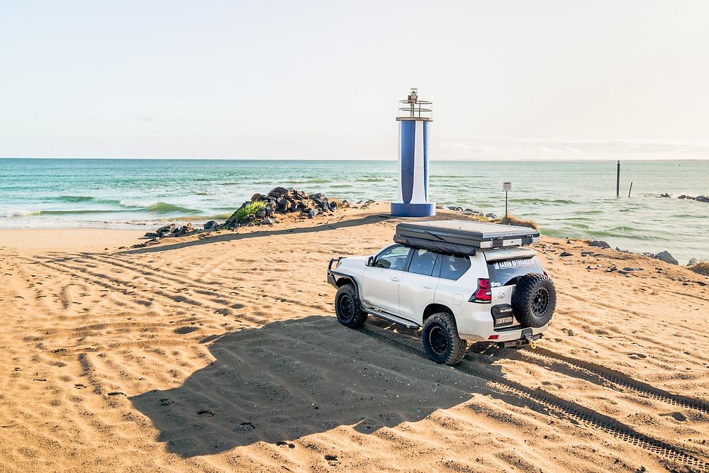 Lighthouse Explore Beach
