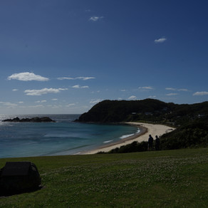 Seal Rocks, NSW