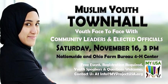 Muslim Youth Townhall