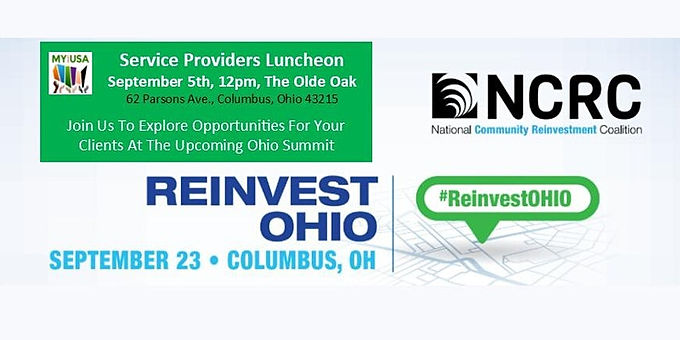 Service Providers Luncheon by NCRC