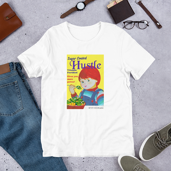 Hustle for Breakfast T-Shirt