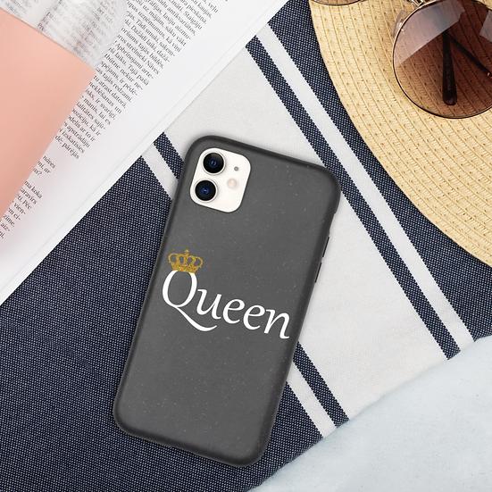 Queen's Biodegradable iPhone case