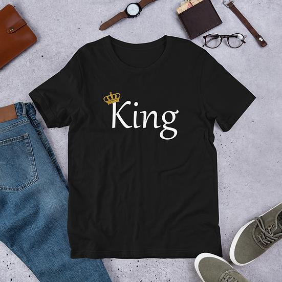 King T-Shirt Black