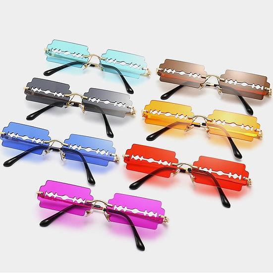 Razor Blade Sunglasses