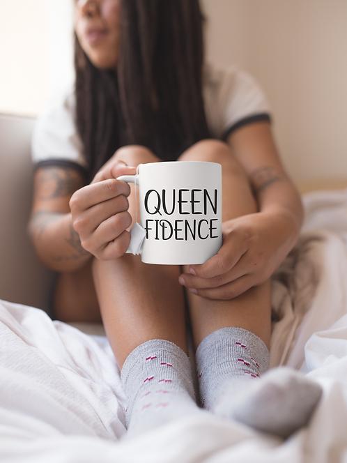 Queenfidence Mug