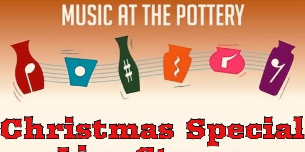 Music Christmas Special - LIVE STREAM