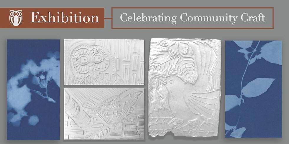 Celebrating Community Craft