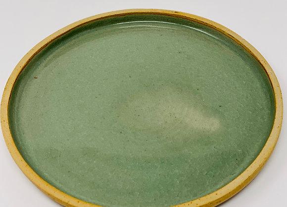 | Judith Locke | Celadon Glazed Stoneware Plate