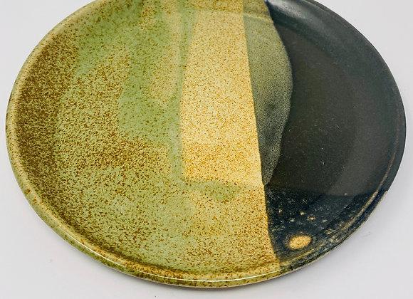 | Sheena Bond | Medium grey sand plate
