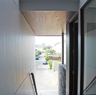 IMZ 5 - Entrance