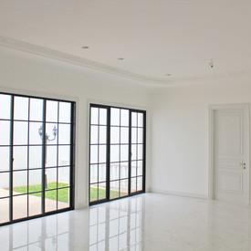 O5 House - Living Room view to garden
