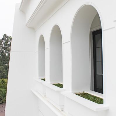 O5 House - Openings