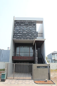 Z 5 House - front view