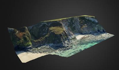 Coastal 3D Image Bristol