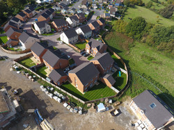 Aerial Photography Houses Bristol