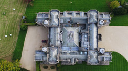Aerial Image of Roof of Grade 1 Listed Building in Cirencester