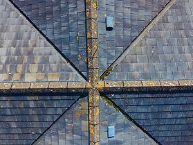 Roof Inspection using Drone in Swindon, Wiltsire