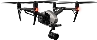 DJI Inspire 2 drone for inspections and photography in Yate, Gloucestershire