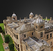 Aerial 3D Image taken for Bristol Surveying and groundworks company