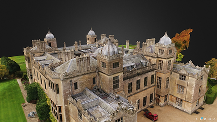 3D Survey of Grade 1 Listed House in Cirencester