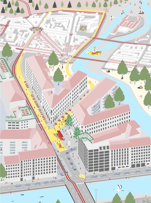 Inner-City Distribution