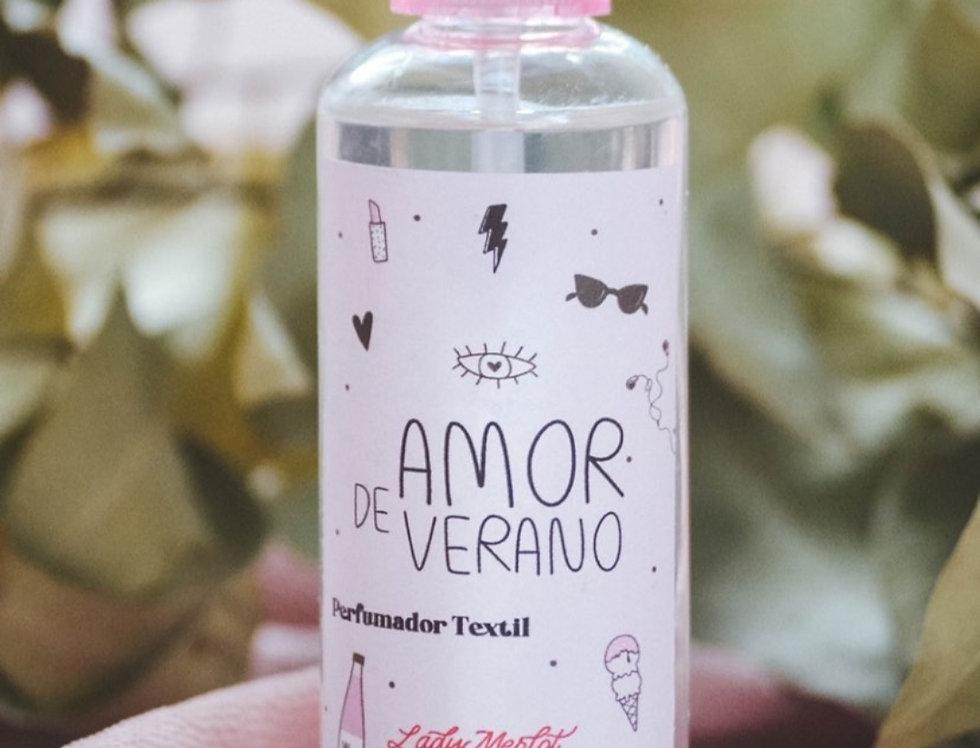Perfume textil