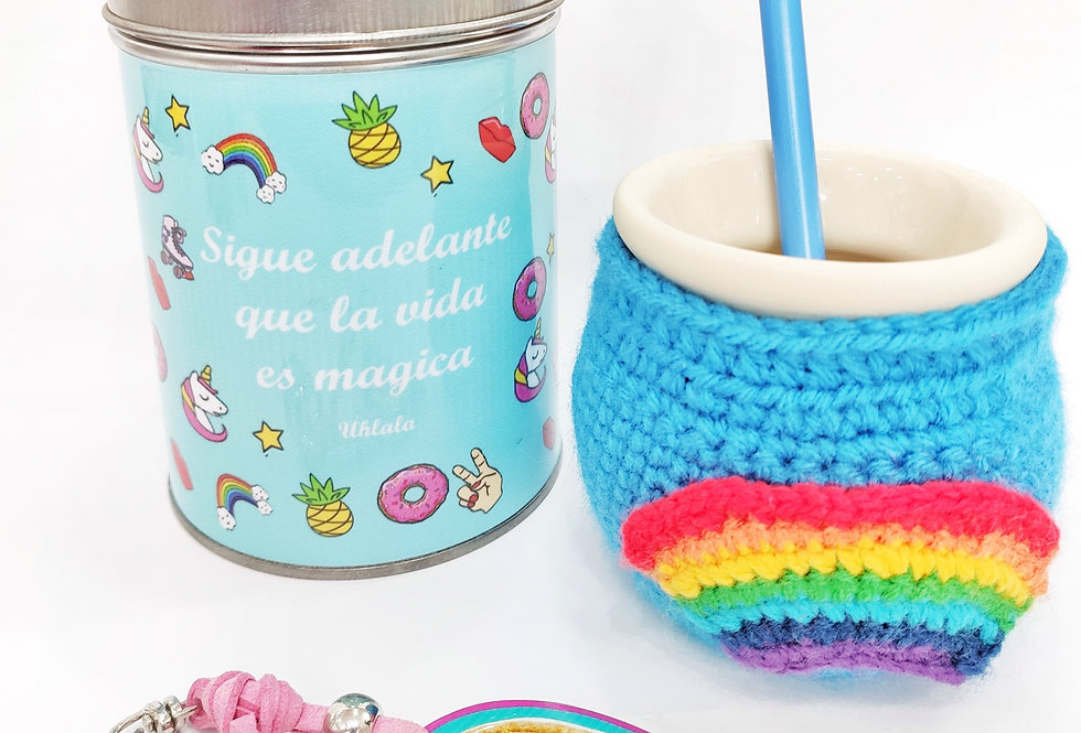 Mate Arcoiris