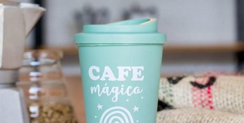 Vaso térmico café mágico