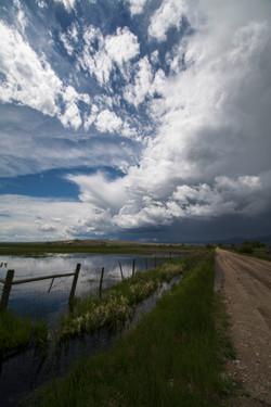 Montana back road