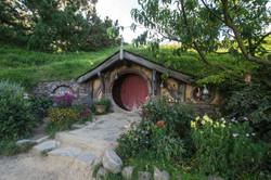 Hobbiton another red door