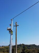 Linea 20 Kv Elicord, Toscana