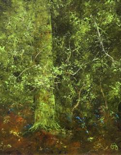 Granduer in Green