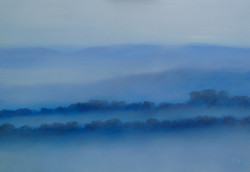 Mist over dorking