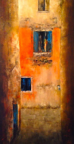 Venice Courtyard/ SOLD